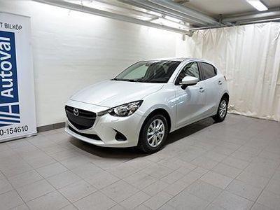 begagnad Mazda 2 25dr M5 1.5 Vision 90 hk -19