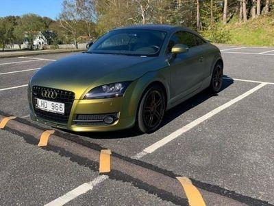 begagnad Audi TT Coupé V6 3,2 S-line Quattro