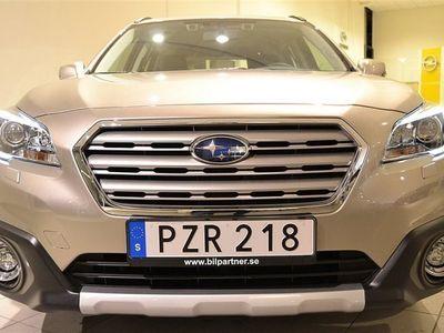 begagnad Subaru Outback Ridge 2,0 Diesel 150 Hkr Aut