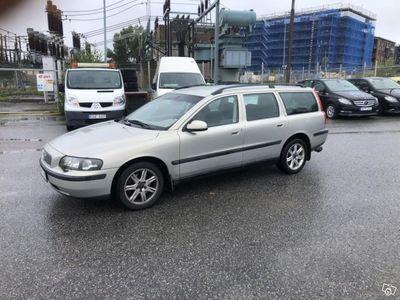 used Volvo V70 2.4T 199hk/ Bes/ AC/ Drag -03