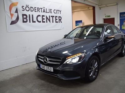 begagnad Mercedes 250 C-Klass4MATIC PANORAMA EURO 6 204HK/SVENSKSÅLD