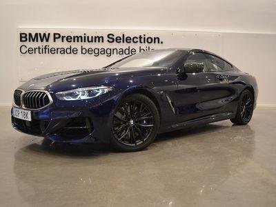 begagnad BMW M850 i xDrive Coupé Steptronic Euro 6 530hk