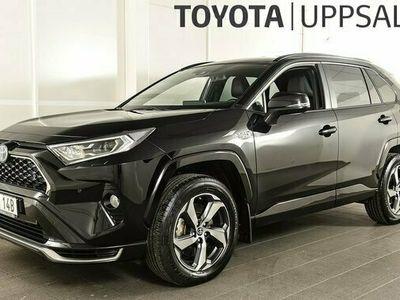 begagnad Toyota RAV4 2,5 Plug-in Hybrid AWD Launch Edition 2021