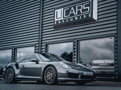 begagnad Porsche 911 Turbo S 991 3.8 / PDK / 560hk