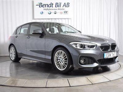 begagnad BMW 118 i / HOTELLPAKET / V-Hjul ingår