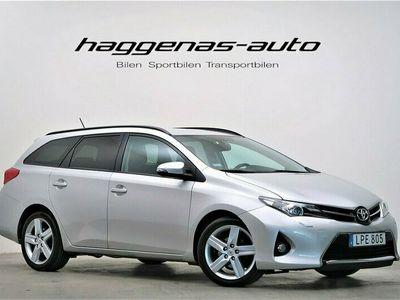 begagnad Toyota Auris Touring Sports 1.6 / Multidrive S / 132hk