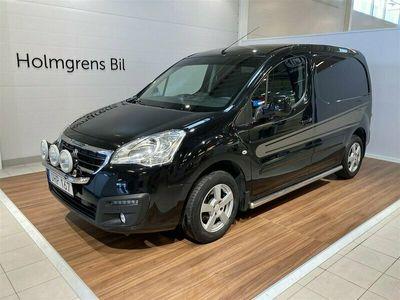 begagnad Peugeot Partner Pro+ L1 BlueHDi 100hk Chrome Edition Dragkrok
