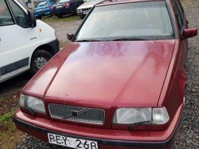 begagnad Volvo 440 säljes -94