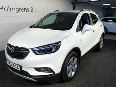 brugt Opel Mokka X 1.6 CDTi Dynamic/ Aut/ D-värm/ Drag/ Cam