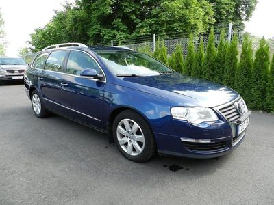 begagnad VW Passat Variant 1.6 TDI BlueMotion 105hk