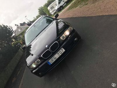 begagnad BMW 520 i -03