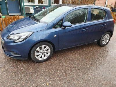 begagnad Opel Corsa Enjoy 1,4 bensin 5 dörrar