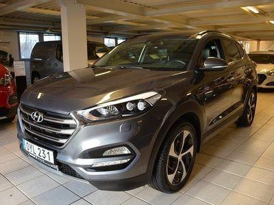 begagnad Hyundai Tucson 1.6T 4WD Premium