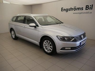 begagnad VW Passat Variant TSI 150Hk Dragpaket