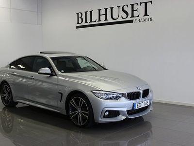 begagnad BMW 428 Gran Coupé i xDrive M-Sport Svensksåld 2016, Sportkupé 299 900 kr