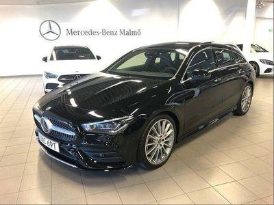begagnad Mercedes CLA250 4-M SB TJÄNSTEBIL