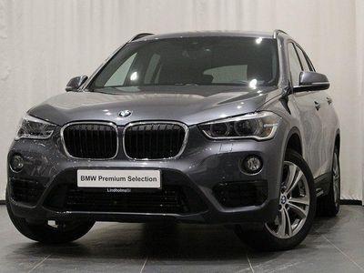 begagnad BMW X1 dA xDrive 20d Model Sport, Backkamera