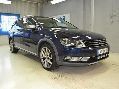 begagnad VW Passat Alltrack 2.0 TDI BlueMotion Technology 4