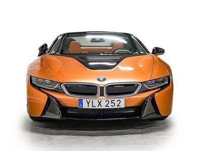 begagnad BMW i8 Roadster / Navi / Laserlight / Head Up /