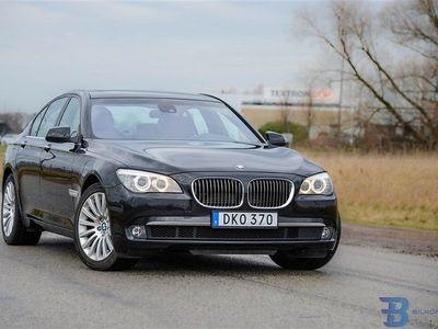 begagnad BMW 750 i sedan 408hk -10