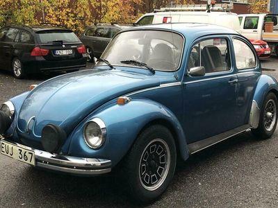 begagnad VW Käfer Typ 1S Bubbla