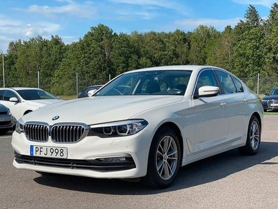 begagnad BMW 520 d xDrive Sedan B-kamera EU6 190hk