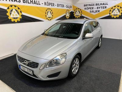 begagnad Volvo V60 D2 Momentum 115hk