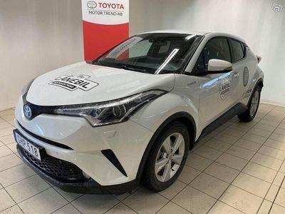 begagnad Toyota C-HR 1.8 VVT-i Hybrid CVT Euro 6 123hk -19