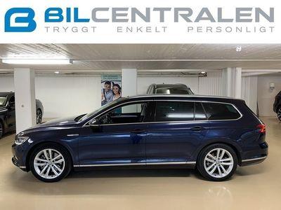 begagnad VW Passat 2.0 TDI GTS 4M Executive Euro 6 240hk