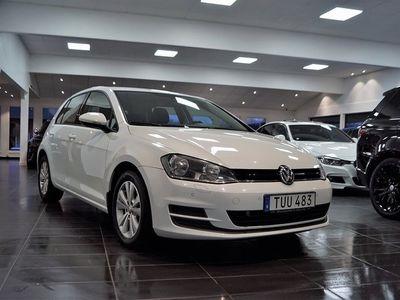begagnad VW Golf 5-dörrar 1.6 TDI 4Motion Style