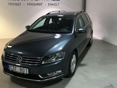 begagnad VW Passat 2.0 TDI 4MOTION DRAG
