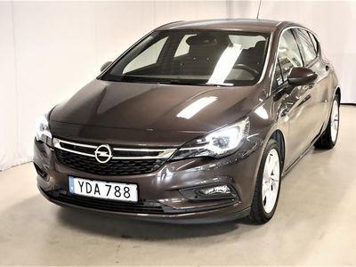 begagnad Opel Astra Dynamic 5d 1.4T