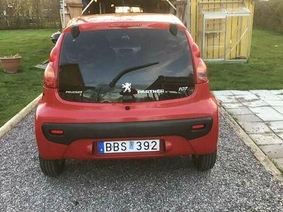 begagnad Peugeot 107 1,0 3D TIPTR