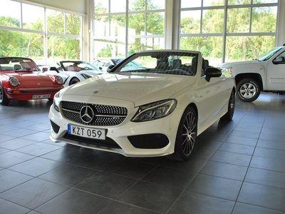 begagnad Mercedes C43 AMG AMGCabriolet 4M Cab 700 MIL SV-SÅLD