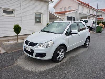 used Suzuki SX4 - endast 4386mil -10