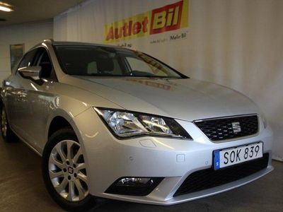 brugt Seat Leon ST 1.2 TSI STYLE S&V 110HK
