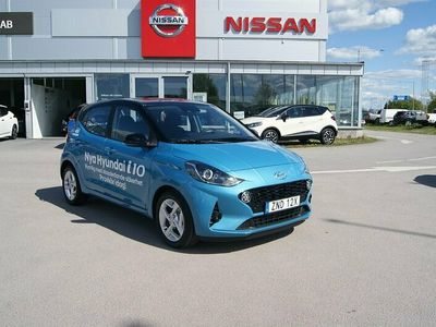 begagnad Hyundai i10 i10 Nya1,0 Advanced