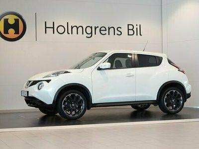 begagnad Nissan Juke 1.6L 117 CVT N-Connecta Holmgrens Edt
