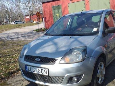 begagnad Ford Fiesta disel 1.4