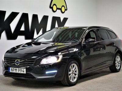 begagnad Volvo V60 D2 Manuell, 115hk, 2015
