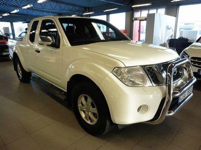 gebraucht Nissan Navara 2.5 dCi 190 hk Drag -11