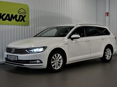 begagnad VW Passat Variant 2.0 TDI 4M D-värm Drag S&V-Hjul (150hk)