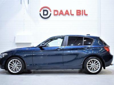 begagnad BMW 120 184hk drag m-värm 8-växlad auto keyle -13