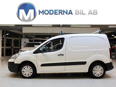 begagnad Citroën Berlingo 1.6 HDi BLACK WEEK! 75HK 3-SITS V-INREDD PDC