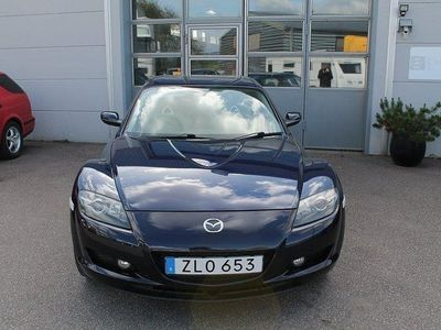 begagnad Mazda RX8 Sportavgassystem R-däck 2007, Sportkupé 64 900 kr