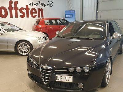 begagnad Alfa Romeo 159 TI Sportwagon 2.2 JTS 16V 185hk