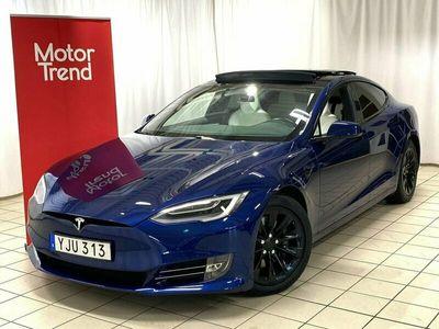begagnad Tesla Model S 75D 333hk Panorama Vinterhjul