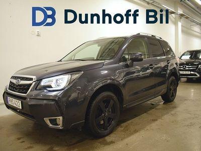 usata Subaru Forester 2.0 241hk 4WD Aut Euro 6