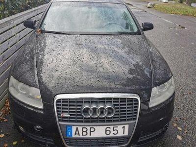begagnad Audi A6 Avant 2.0 Sport