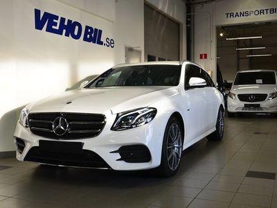 begagnad Mercedes E220 AMG Line Sportstylepaket